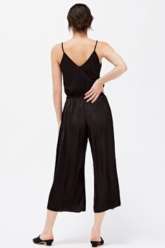 LACAUSA Franklin Satin Trousers - Alternate List Image