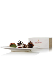 The Birds Nest FRASIER FIR PORCELAIN POTPOURRI - Product Mini Image