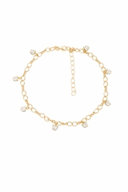 Frasier Sterling  Gold Choker - Product Mini Image