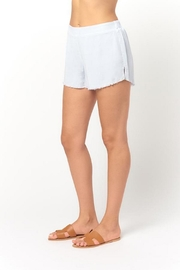 Maven West Fray Track Shorts - Product Mini Image