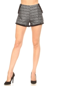 Shoptiques Product: Frayed Fun shorts