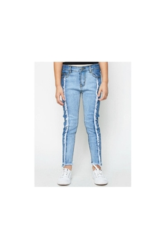 Shoptiques Product: Frayed Girls Jeans