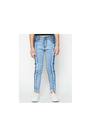 Hayden Los Angeles Frayed Girls Jeans - Product Mini Image