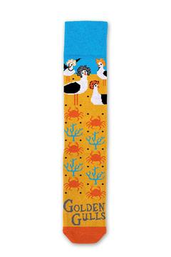 Shoptiques Product: Golden Gulls Socks