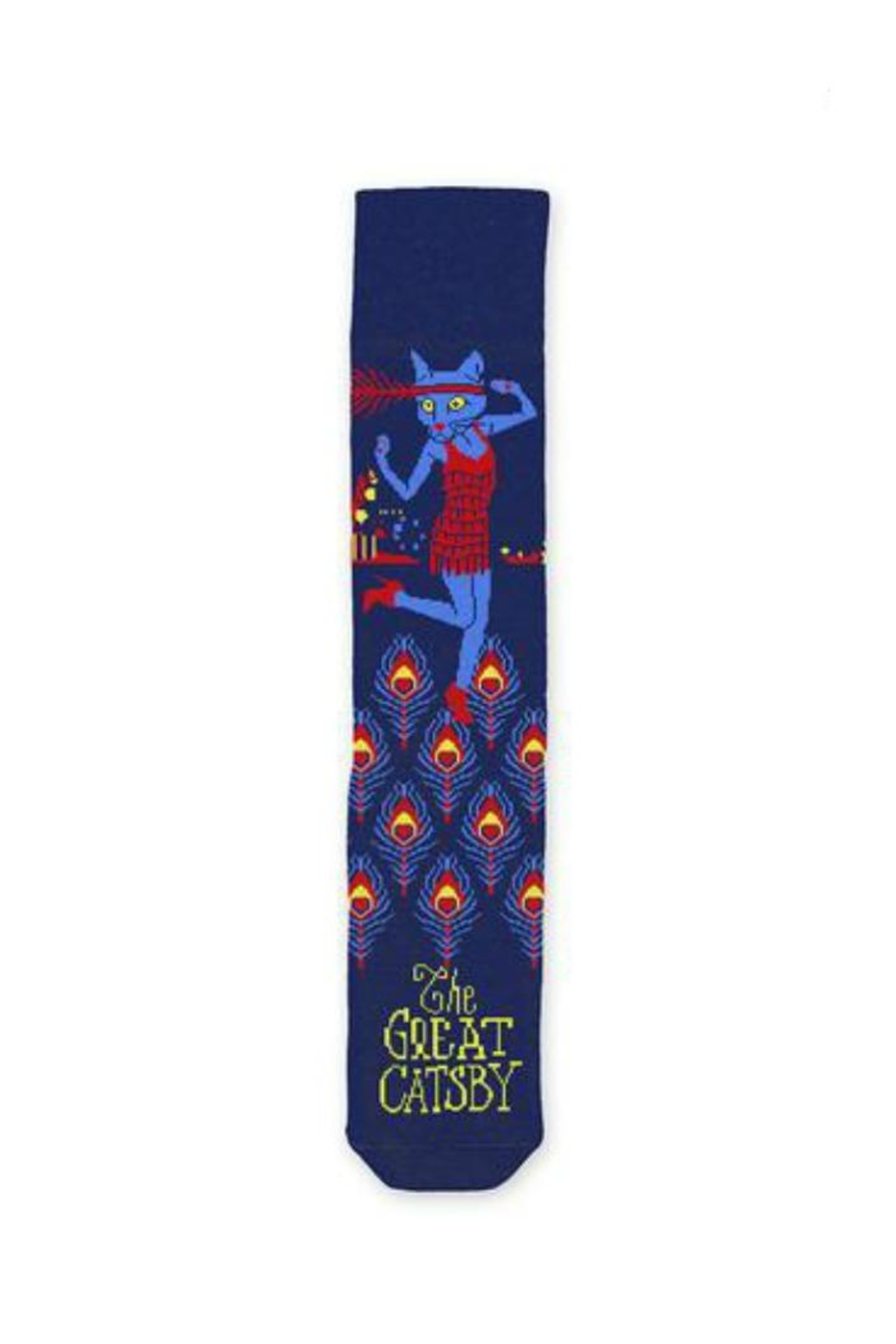 FREAKER USA Great Catsby Socks - Side Cropped Image