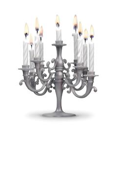 Fred & Friends Cake Candlelabra - Product List Image