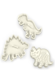 Fred & Friends Dinosaur Cookie Cutters - Front cropped