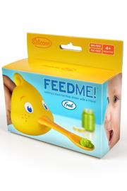 Fred & Friends Feed Me Spoon - Product Mini Image