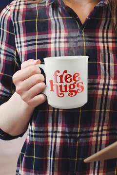 Fred & Friends Free Hugs Mug - Alternate List Image