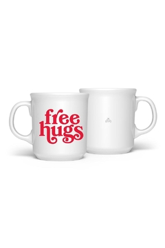 Fred & Friends Free Hugs Mug - Product List Image