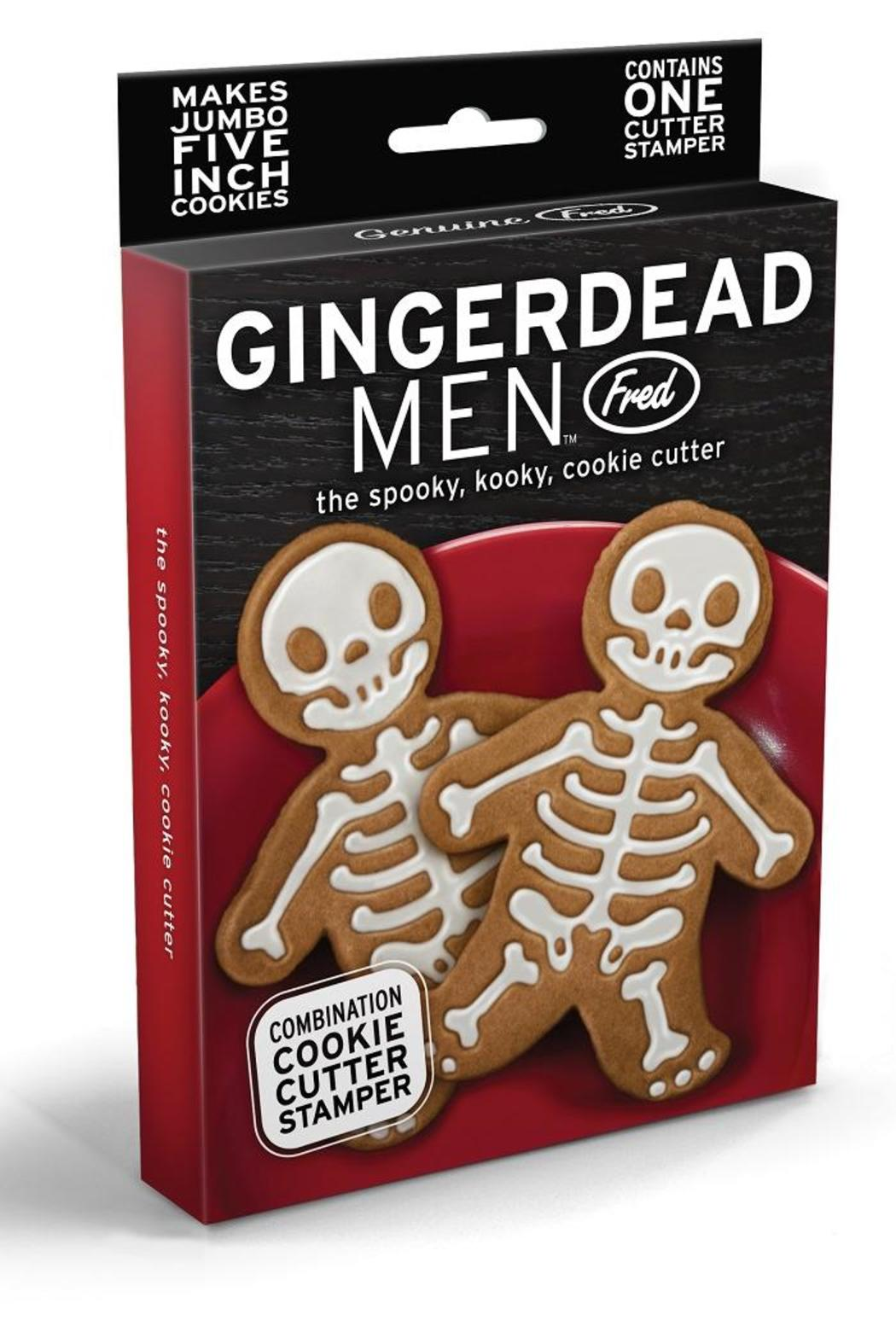 Fred & Friends Gingerdead Men - Front Cropped Image