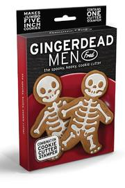 Fred & Friends Gingerdead Men - Front cropped
