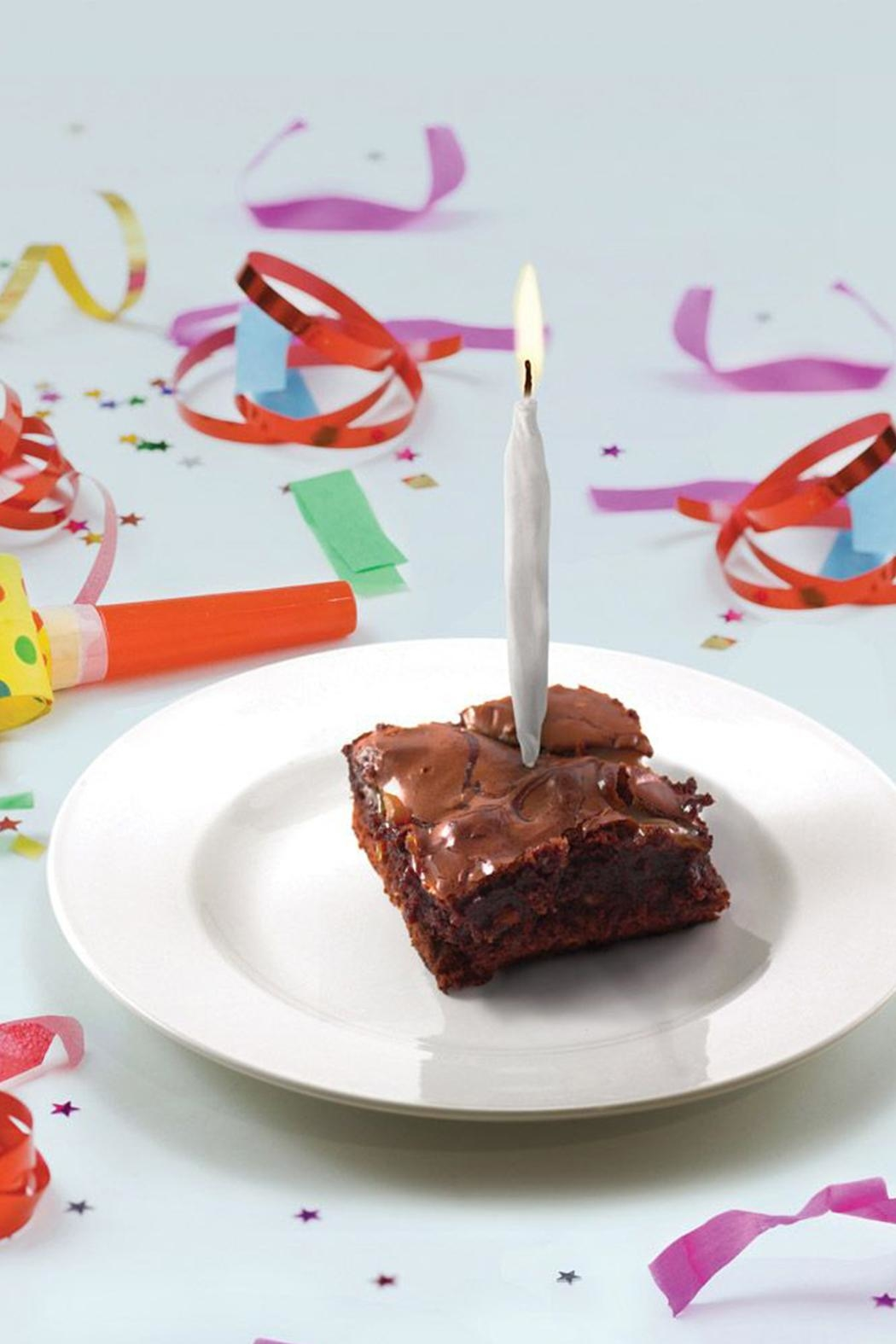 Fred & Friends Joint Birthday Candles - Main Image