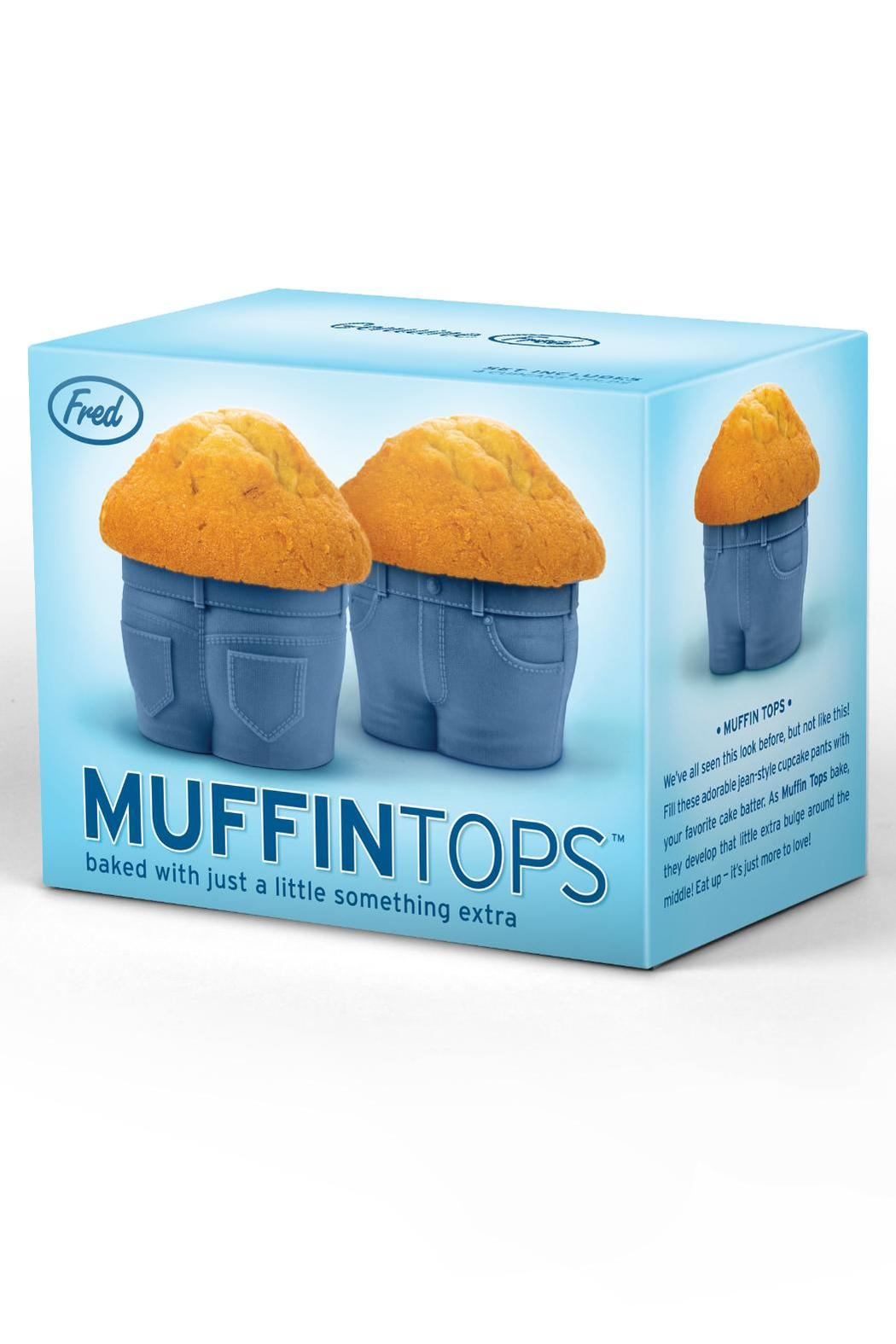 Fred & Friends Muffin Tops - Front Cropped Image