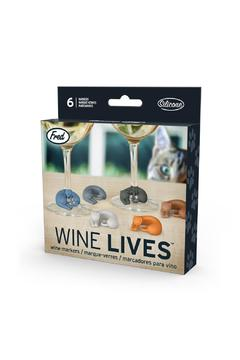 Shoptiques Product: Wine Lives Drink Charms