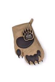 Fred and Friends Bear-Hands Oven Mitts - Product Mini Image
