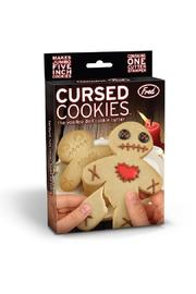 Fred and Friends Cursed Cookie Cutters - Product Mini Image