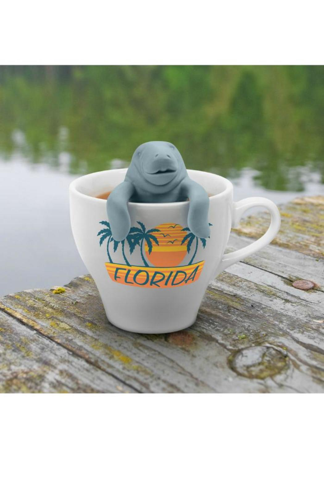Fred and Friends Manatea Tea Infuser - Front Full Image