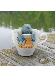 Fred and Friends Manatea Tea Infuser - Front full body