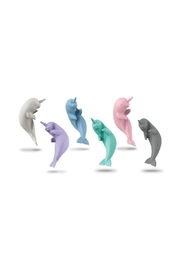 Fred and Friends Narwhal Drink Markers - Product Mini Image