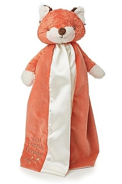Bunnies by the Bay Freddy Fox Blanket - Product List Image