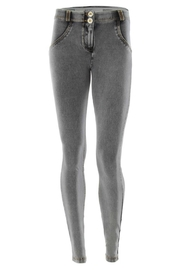 freddy Grey Denim Freddy - Front cropped