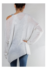 Le Lis Free Bird Knit-Sweater - Back cropped