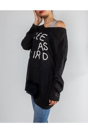 Le Lis Free Bird Knit-Sweater - Product Mini Image