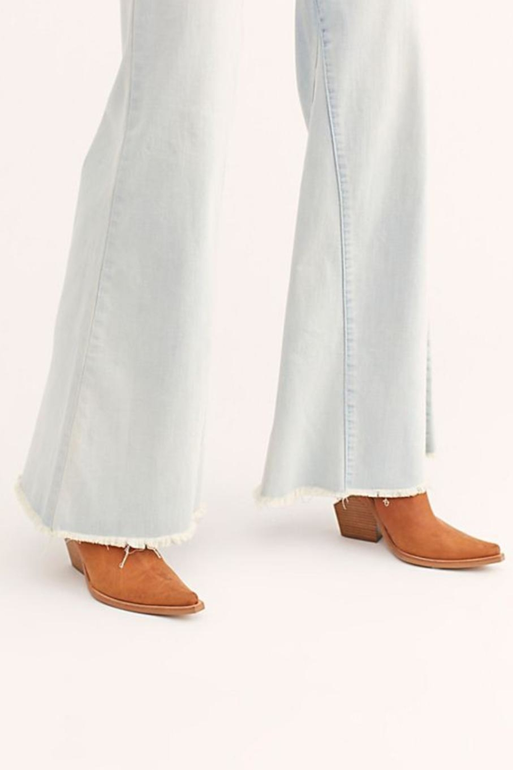 Free People Free Peaople Flare - Side Cropped Image