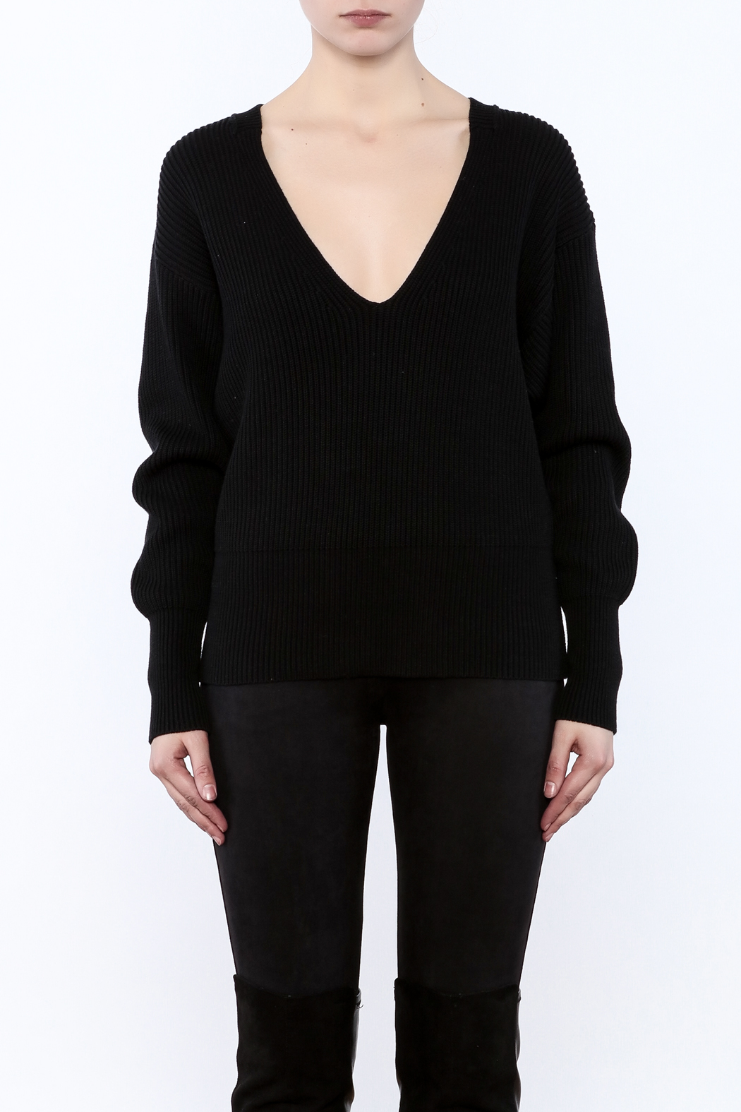 Free People Allure Sweater - Side Cropped Image