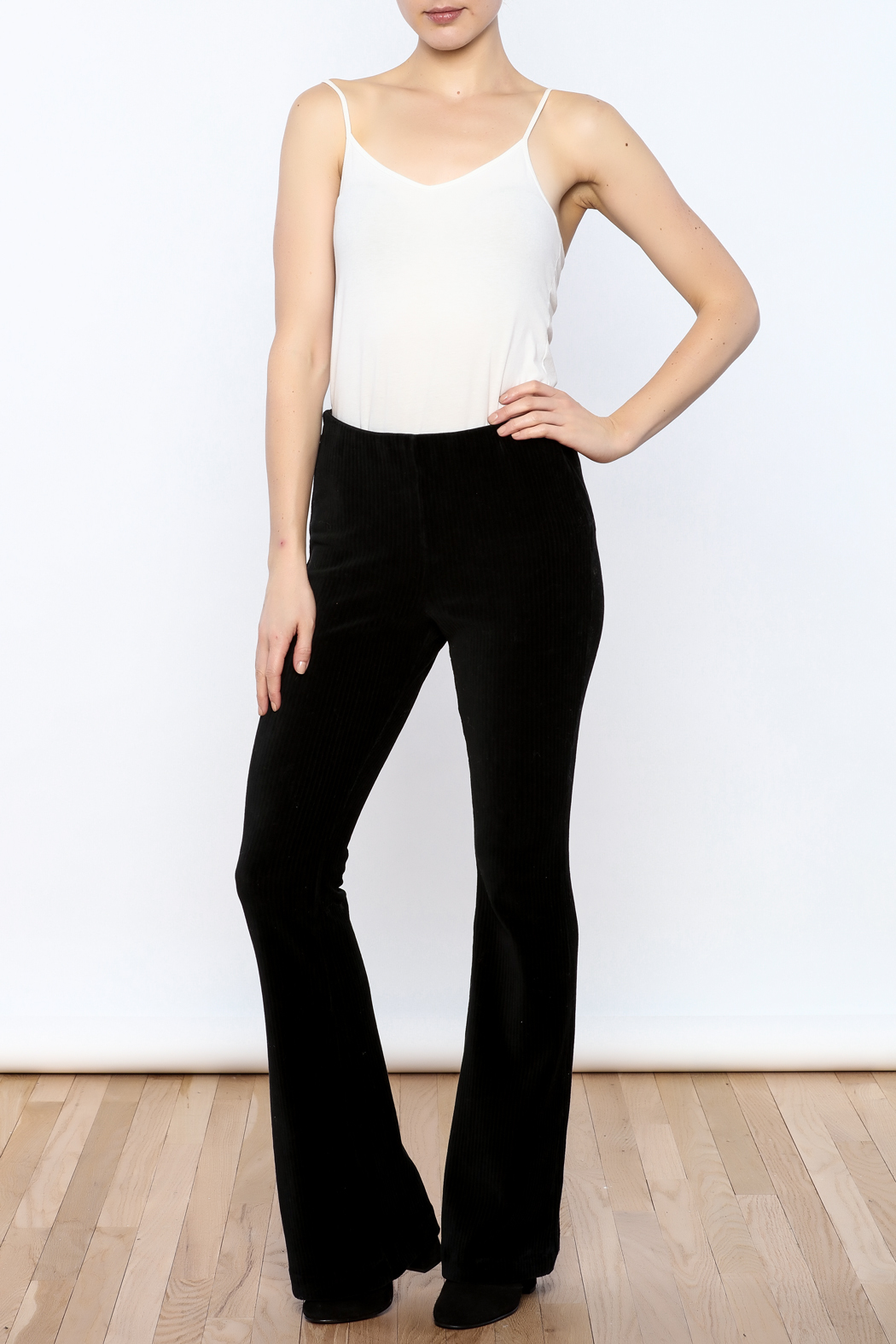 Free People Baby Bell Pants - Front Full Image