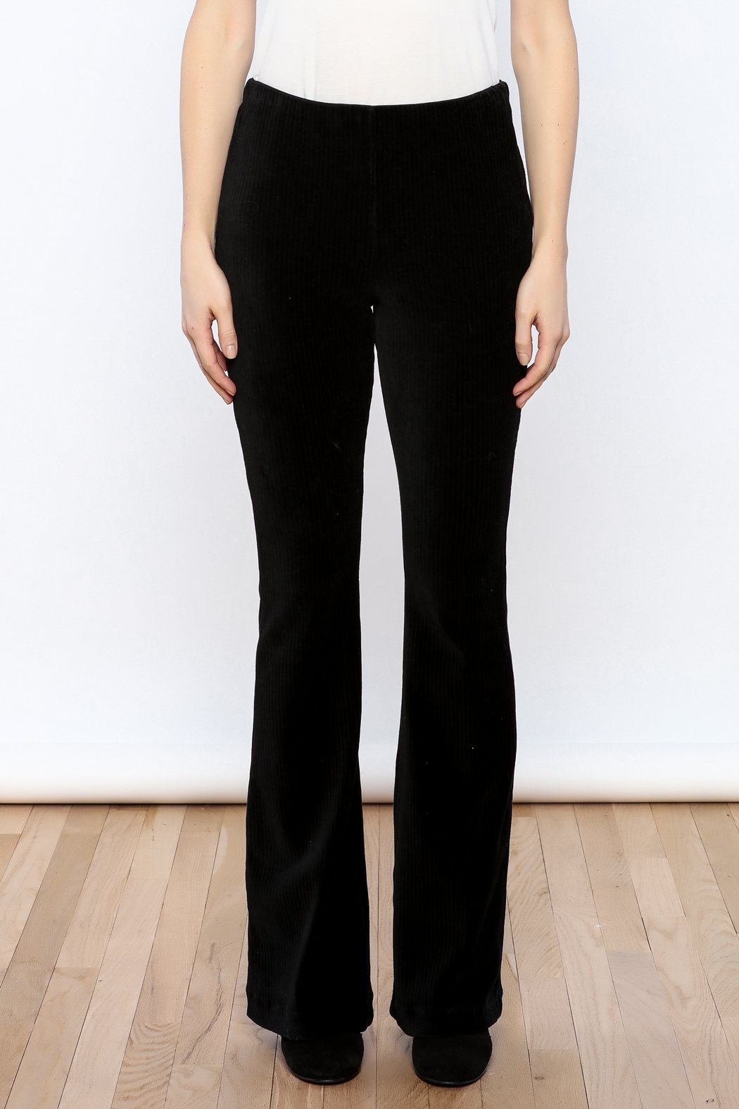 Free People Baby Bell Pants - Side Cropped Image