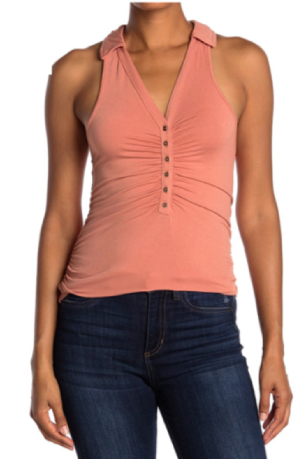 Free People Coco Top - Side Cropped Image