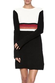 Free People Colorblock Sweater Dress - Product Mini Image