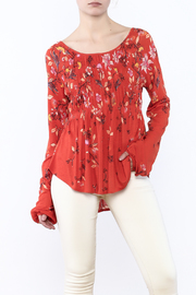 Free People Dahlia Top - Product Mini Image