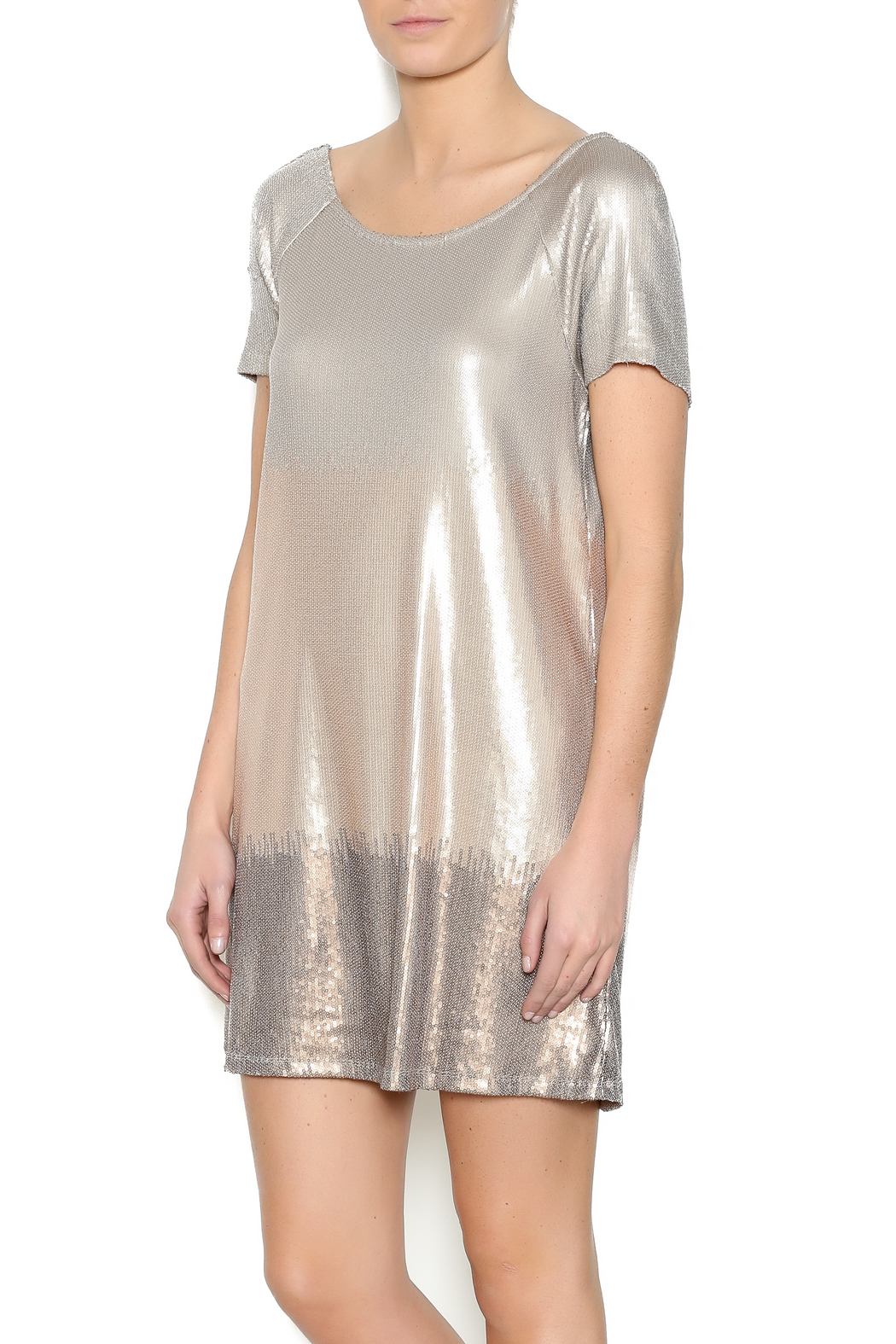 Free People Drenched In Sequins Dress from Kansas by Anima Bella ...