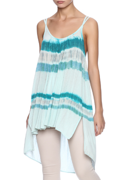 Shoptiques Product: High Low Strappy Tank