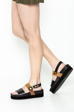 Shoptiques Product: Little Rock Platform Shoes