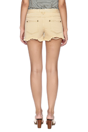 Free People McKinley Shorts - Back cropped