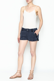 Free People Military Shorts - Side cropped