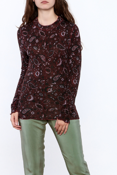 Free People Mock Neck Top - Product List Image