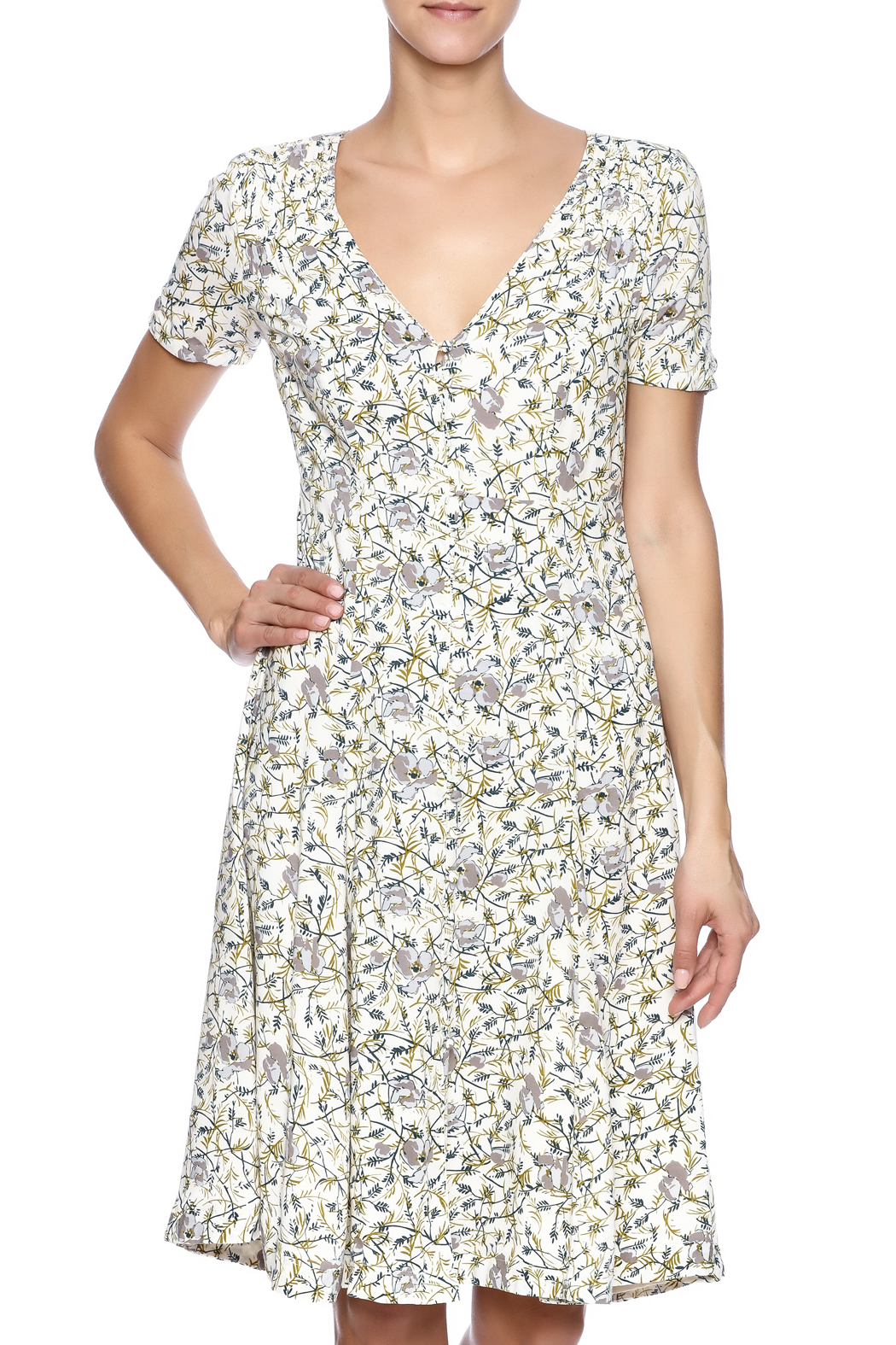 Free People Mystical Dress - Front Cropped Image