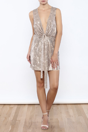 Free People Paris Party Dress - Front full body