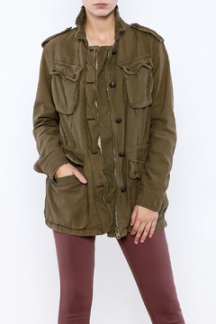 Shoptiques Product: Rugged Army Jacket