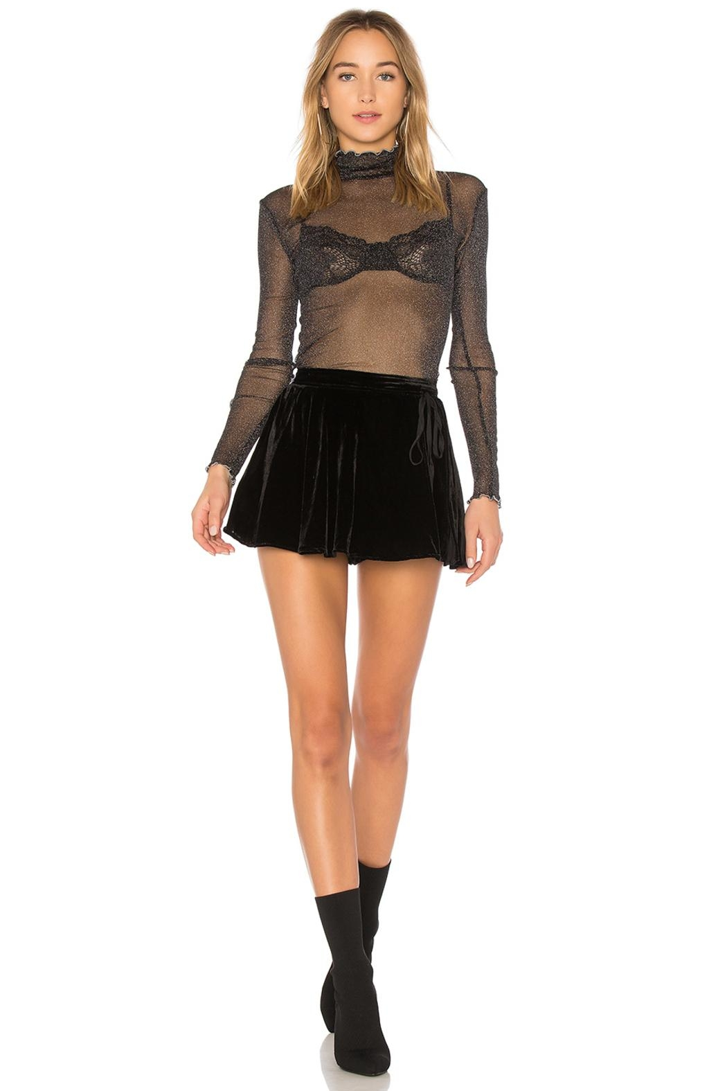 Free People Skort - Front Cropped Image