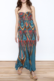 Free People Strapless Maxi Dress - Product Mini Image