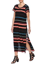Free People Too Legit Maxi Dress - Front full body