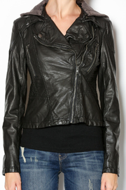 Free People Vegan Leather Jacket - Other