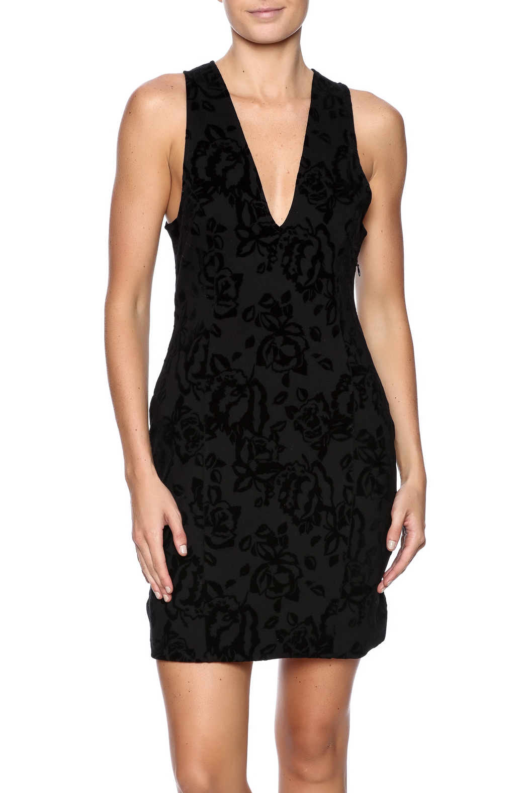 Free People Velvet Bodycon Dress from New Hampshire by SolSistar ...