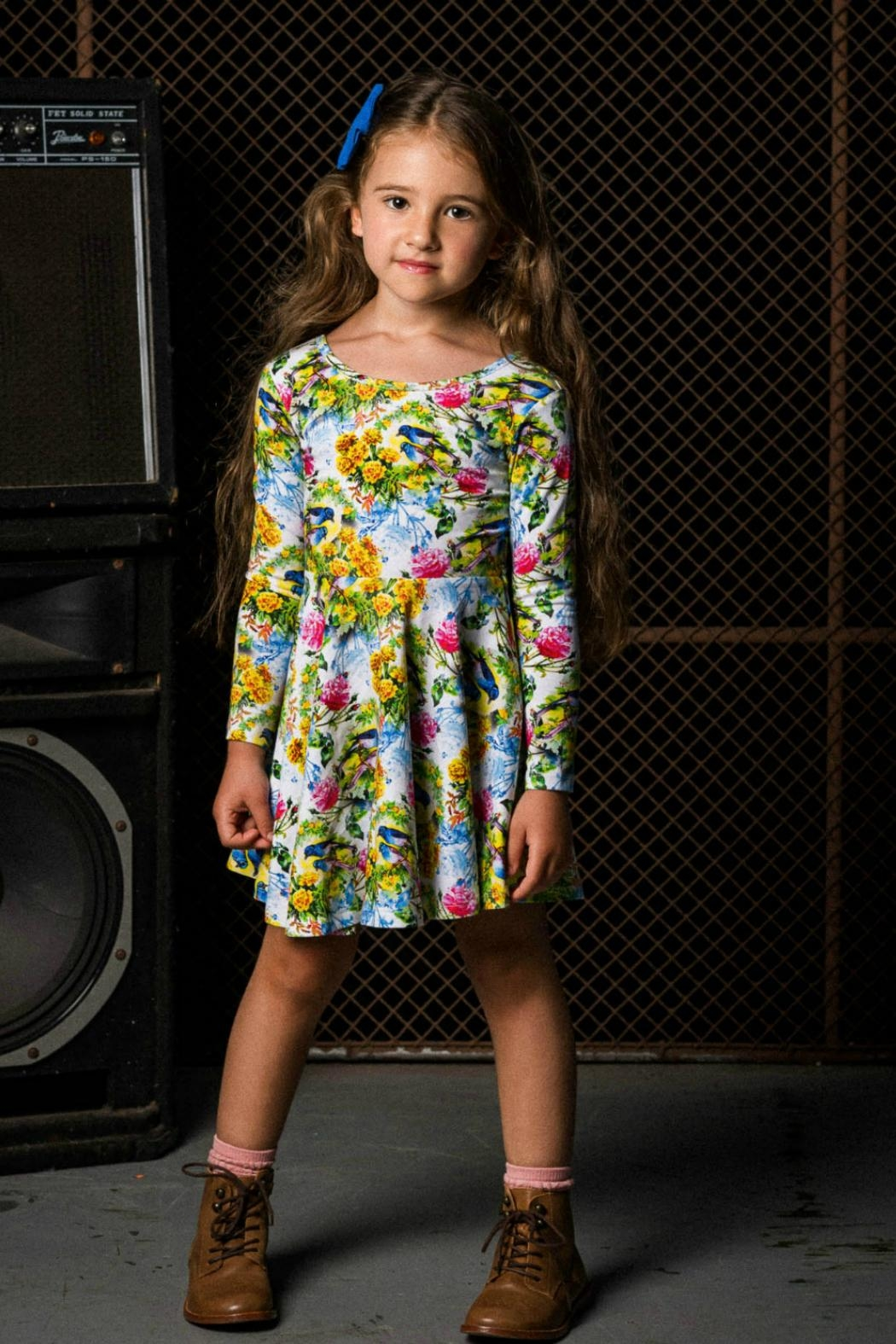 Rock Your Baby Free Range Dress - Front Full Image